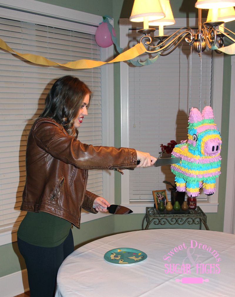 Hanging Piñata Cake Sweet Dreams And Sugar Highs